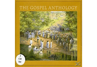 VARIOUS - The Gospel Anthology - (CD)