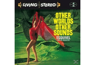 Esquivel And His Orchestra - Other Worlds Other Sounds - (Vinyl)