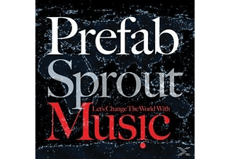 Prefab Sprout - Let's Change The World With Music - (CD)
