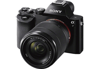 SONY Hybride camera Alpha 7 + 28-70mm (ILCE7KB.CE)