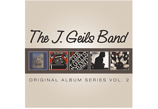 The J. Geils Band - Original Album Series - (CD)