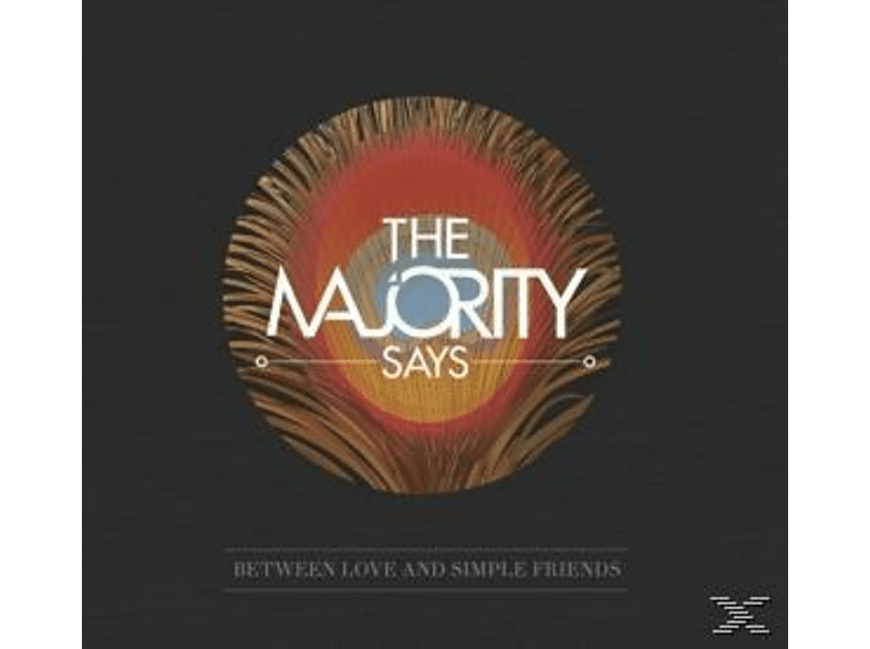 The Majority Says - Between Love And Simple Friends [Maxi Single CD]