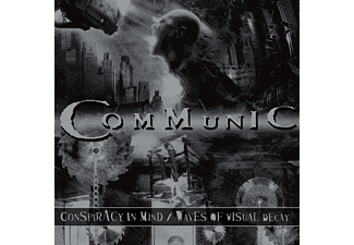 Communic - Conspiracy In Mind / Waves Of Visual Decay (CD)