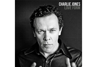 Charlie Jones - Love Form - (Vinyl)