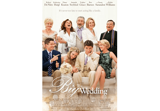 The Big Wedding DVD