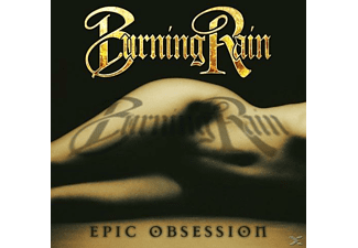 The Burning Rain - Epic Obsession (2013 Deluxe Edition) - (CD)