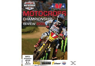 AMA MOTOCROSS - CHAMPIONSHIP REVIEW 2009 - (DVD)