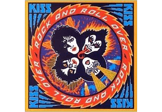 Kiss - Rock An Roll Over (CD)
