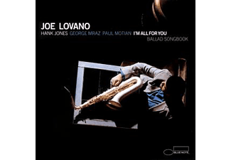 Joe Lovano - Im All For You - Ballad Songbook (CD)