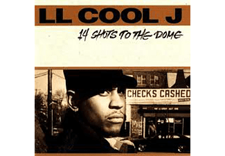 LL Cool J - 14 Shots To The Dome (CD)