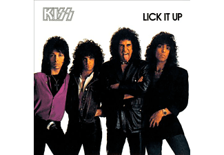Kiss - Lick It Up (CD)