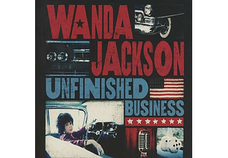 Wanda Jackson - Unfinished Business (CD)