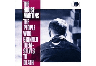 The Housemartins - People Who Grinned Themselves To Death (CD)