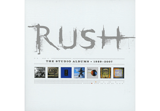 Rush - The Studio Albums 1989-2007 - (CD)