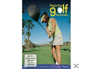 THE LOVE GAME - BEGINNING GOLF FOR WOMAN - (DVD)
