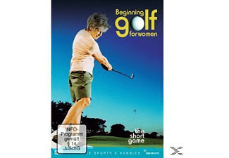 THE SHORT GAME - BEGINNING GOLF FOR WOMEN - (DVD)