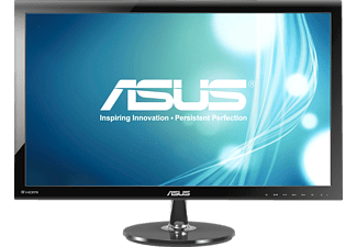 "Monitor Gaming - Asus VS278Q, 27"", LED, FHD, 1ms, Negro"