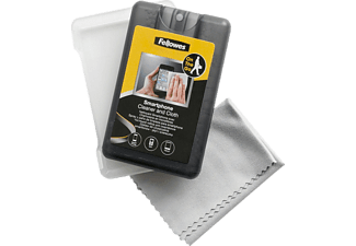 Kit limpiador para smartphone o tablet - Fellowes Cleaner and Cloth