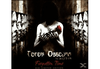 Totem Obscura Vs Acylum - Forgotten Time (Limited Edition) - (CD)