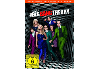 The Big Bang Theory - Staffel 6 Komödie DVD