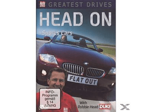 GREATEST DRIVERS - HEAD ON-SPORT CARS - (DVD)
