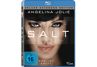 Salt - Deluxe Extended Edition - (Blu-ray)