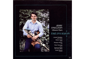 Jerry O'sullivan - THE INVASION - (CD)