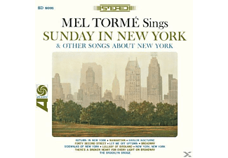 Mel Tormé - Sunday In New York & Other Songs - (CD)