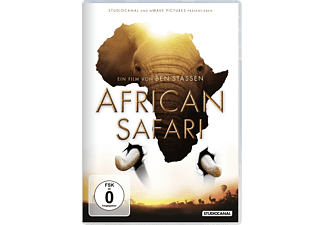 African Safari - (DVD)