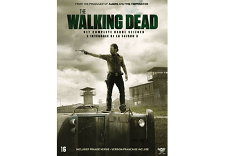 The Walking Dead Saison 3 DVD