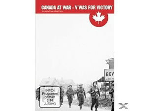 CANADA AT WAR - V WAS FOR VITORY - (DVD)