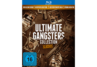 Ultimate Gangsters Classics Collection - (Blu-ray)