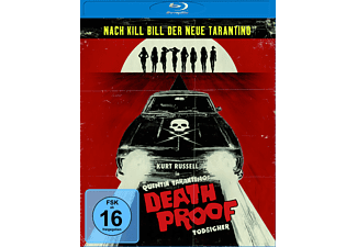 Death Proof - Todsicher - (Blu-ray)
