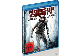 Madison County Unrated Version - (Blu-ray)