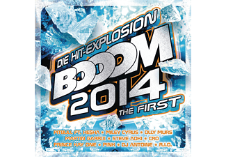 Various - Booom 2014-The First - (CD)