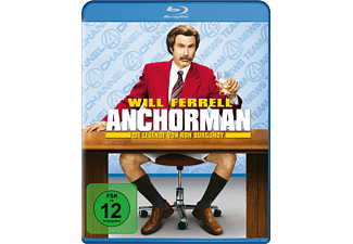 Anchorman - Die Legende von Ron Burgundy - (Blu-ray)