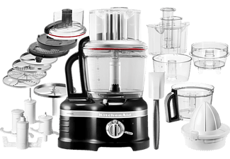 KITCHEN AID 5 KFP 1644 EOB ARTISAN FOOD PROCESSOR 4L ONYX SCHW