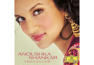 Anoushka Shankar - Traveller - (CD)