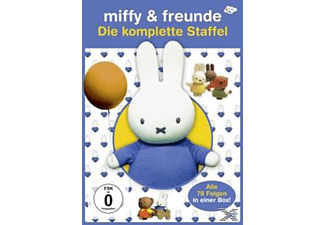 Miffy & Freunde - Komplettbox - (DVD)