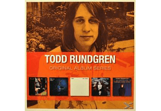 Todd Rundgren - Original Album Series - (CD)
