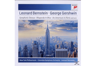 Leonard Bernstein - Symphonic Dances From West Side Story Candide - (CD)