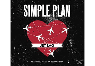 Simple Plan - Jet Lag - (5 Zoll Single CD (2-Track))