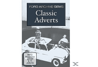 FORD ARCHIVE GEMS - CLASSIC ADVENTS - (DVD)