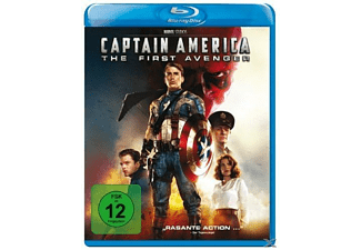 Captain America - The First Avenger Action Blu-ray