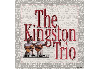 The Kingston Trio - The Guard Years   10-Cd & Book - (CD)