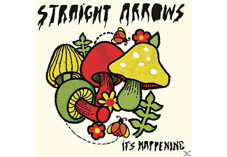 Straight Arrows - It's Happening - (CD)