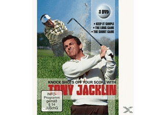 KNOCK SHOTS OFF YOUR SCORE WITH TONY - (DVD)