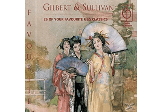 Malcolm Sargent - Favourite Gilbert & Sullivan - (CD)