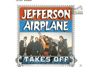 Jefferson Airplane - Takes Off-Ltd Vinyl 24bit Replica - (CD)