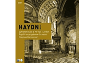 Nikolaus Harnoncourt - Vol.4-London Symphonies [CD]